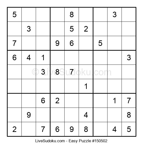 Beginners Puzzle #150502