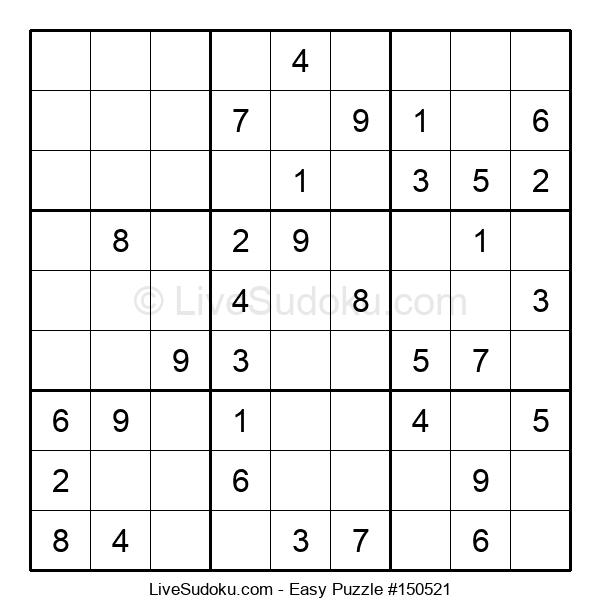 Beginners Puzzle #150521
