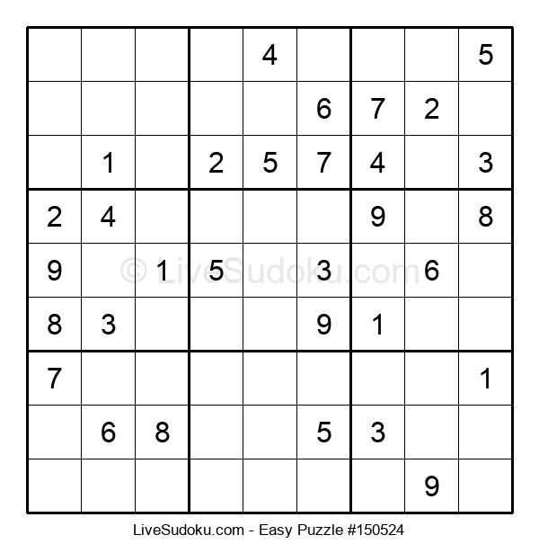 Beginners Puzzle #150524