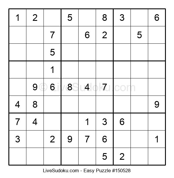 Beginners Puzzle #150528