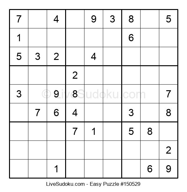 Beginners Puzzle #150529
