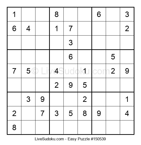 Beginners Puzzle #150539