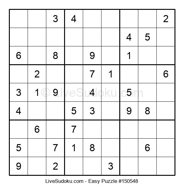 Beginners Puzzle #150548