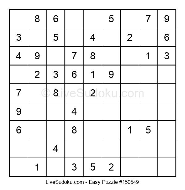 Beginners Puzzle #150549