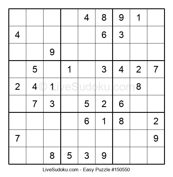 Beginners Puzzle #150550