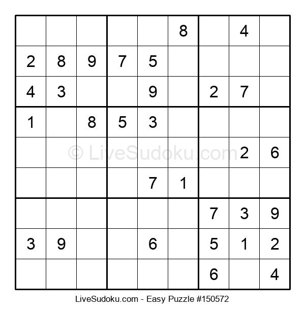 Beginners Puzzle #150572