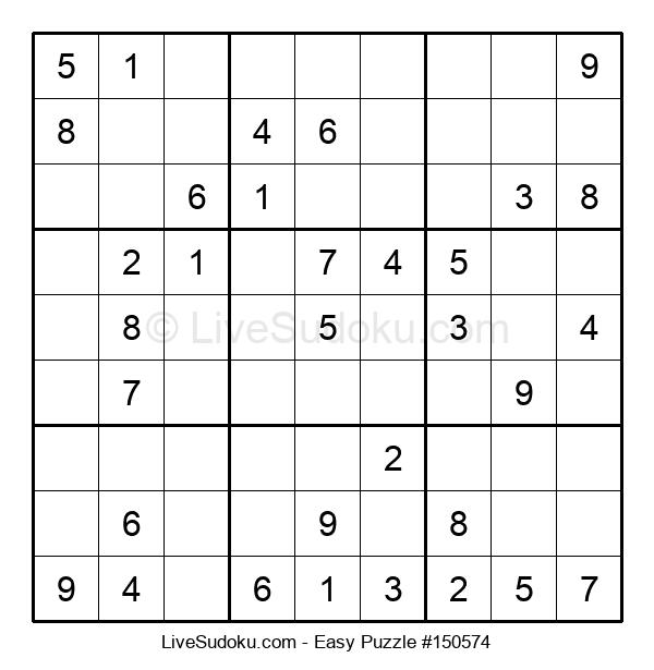 Beginners Puzzle #150574