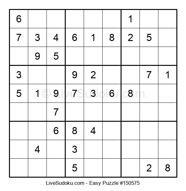 Beginners Puzzle #150575