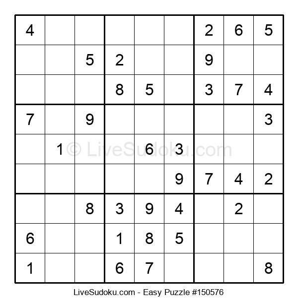 Beginners Puzzle #150576