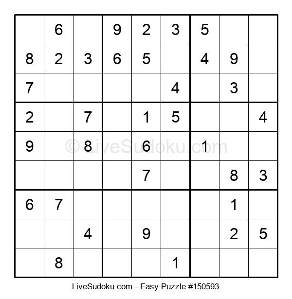 Beginners Puzzle #150593