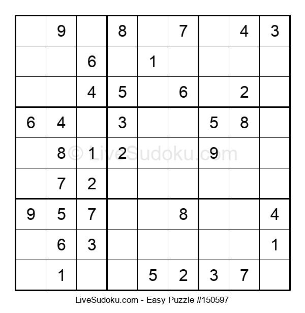 Beginners Puzzle #150597