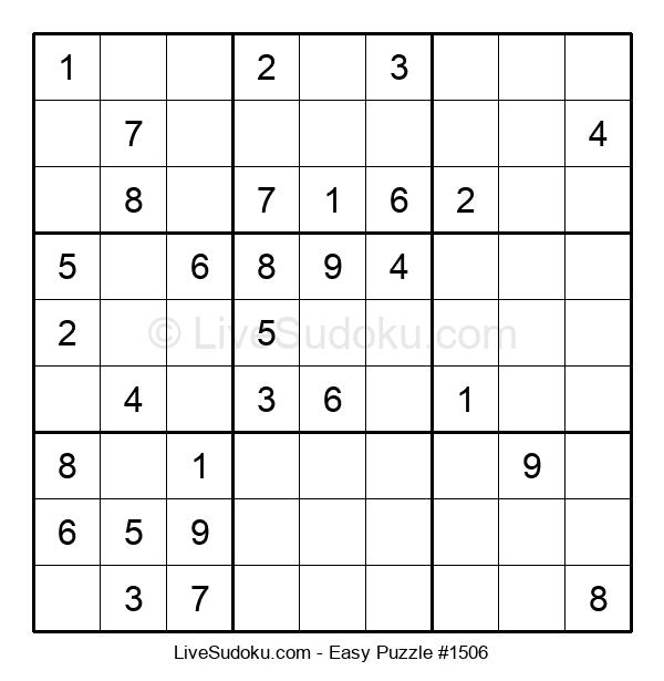 Beginners Puzzle #1506