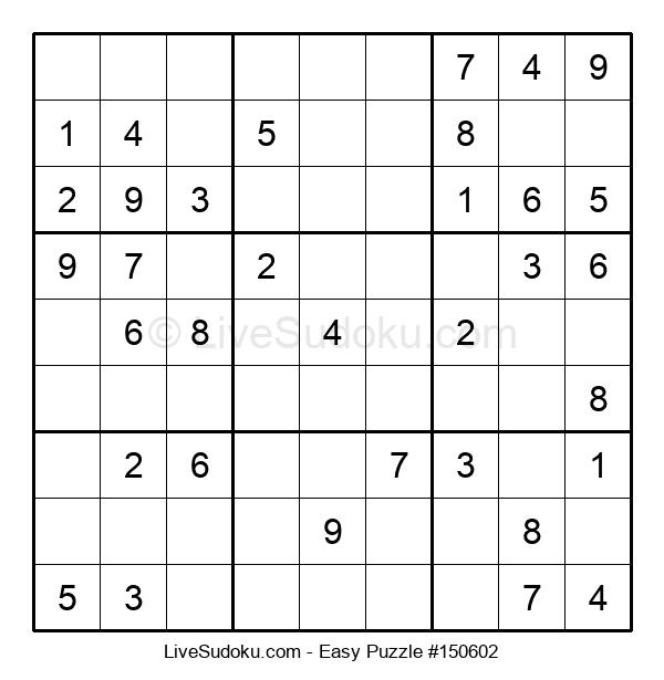 Beginners Puzzle #150602