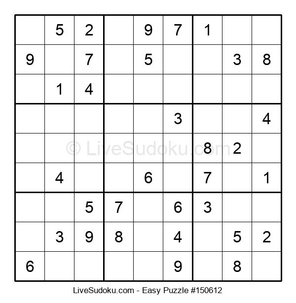 Beginners Puzzle #150612