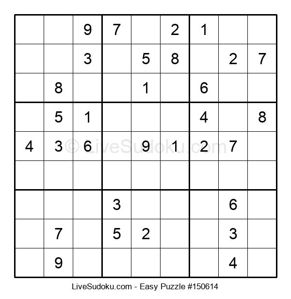 Beginners Puzzle #150614