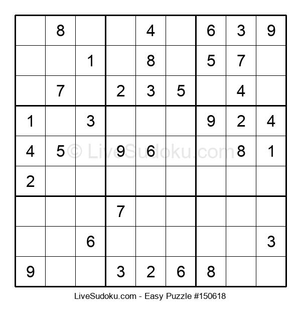 Beginners Puzzle #150618