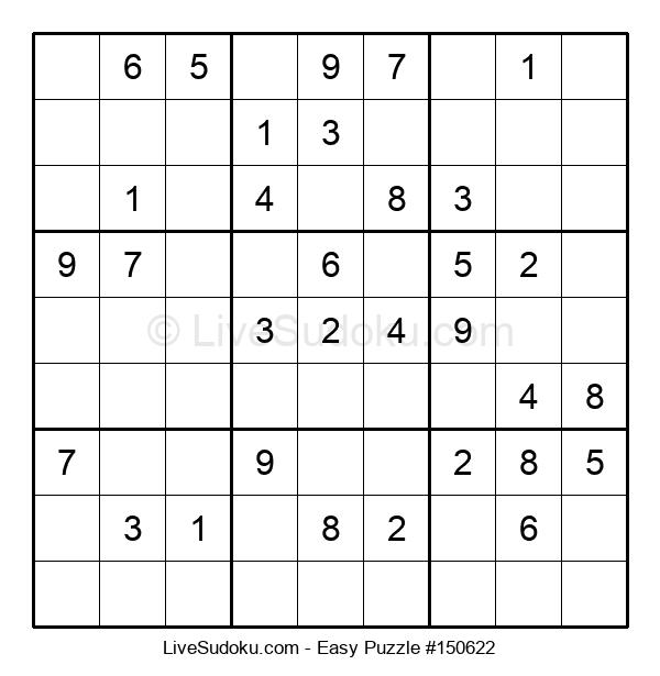 Beginners Puzzle #150622