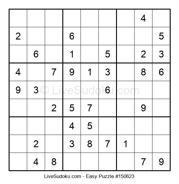 Beginners Puzzle #150623