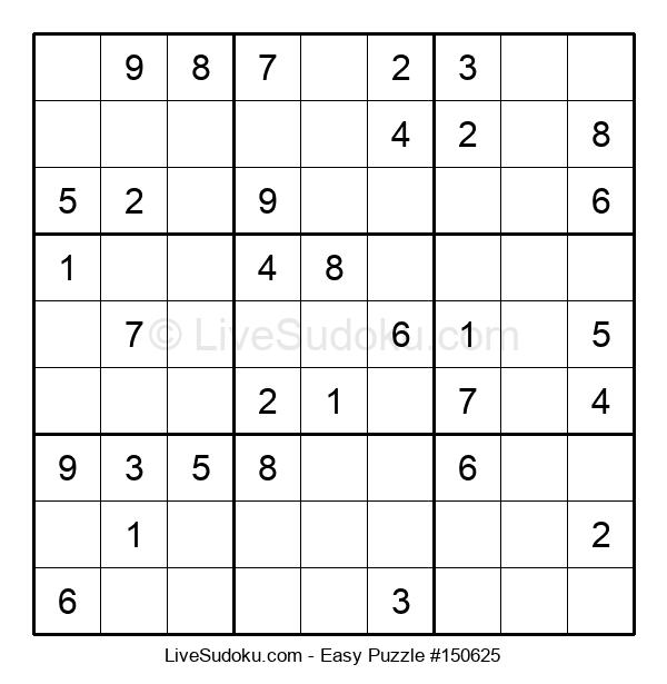 Beginners Puzzle #150625