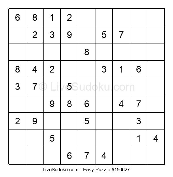 Beginners Puzzle #150627