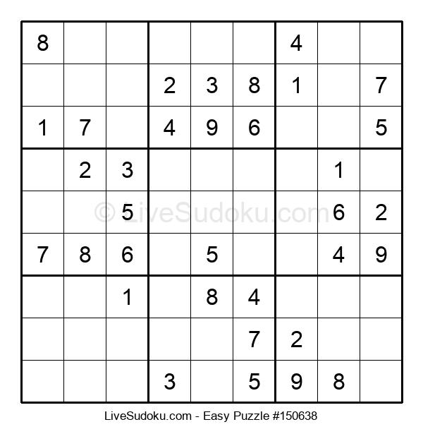 Beginners Puzzle #150638