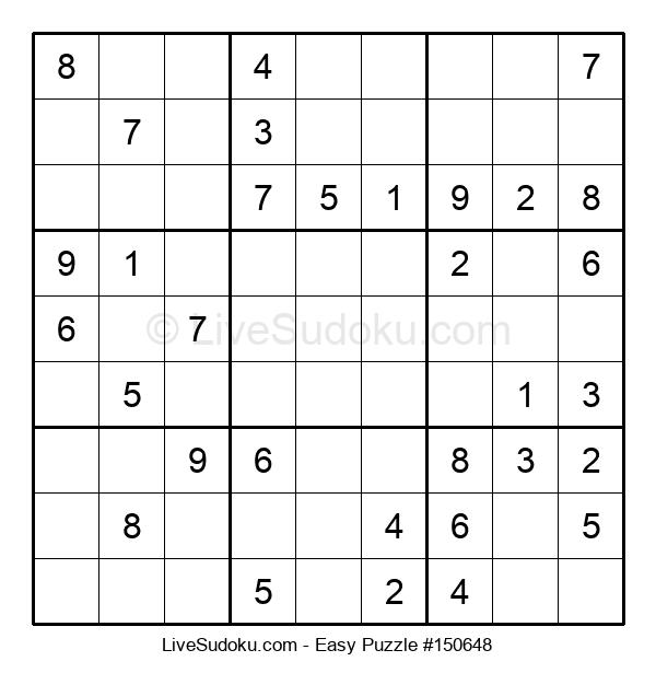 Beginners Puzzle #150648