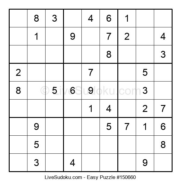 Beginners Puzzle #150660