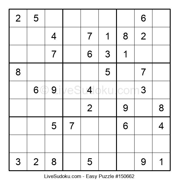 Beginners Puzzle #150662