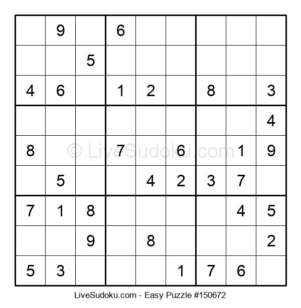 Beginners Puzzle #150672