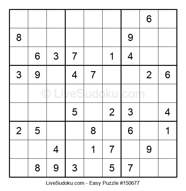 Beginners Puzzle #150677