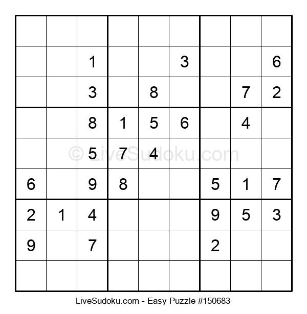 Beginners Puzzle #150683