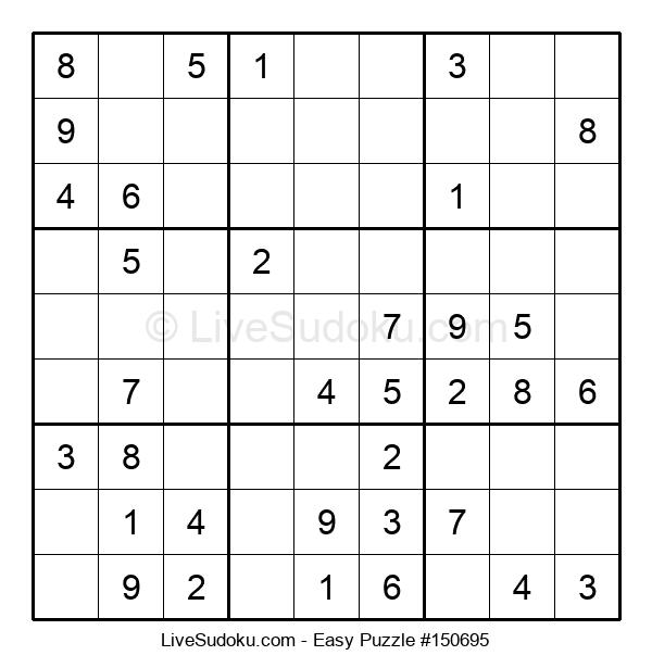 Beginners Puzzle #150695