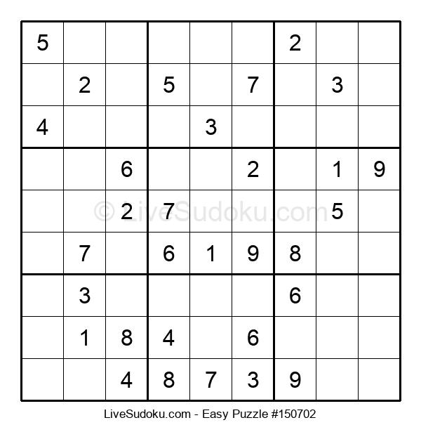 Beginners Puzzle #150702