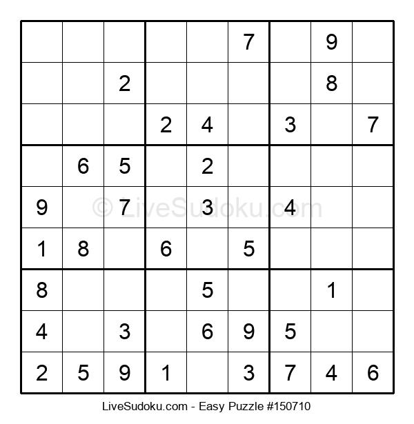 Beginners Puzzle #150710