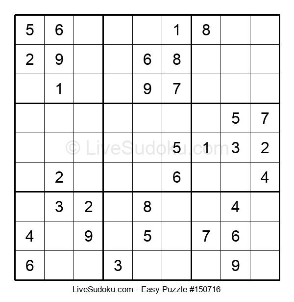 Beginners Puzzle #150716