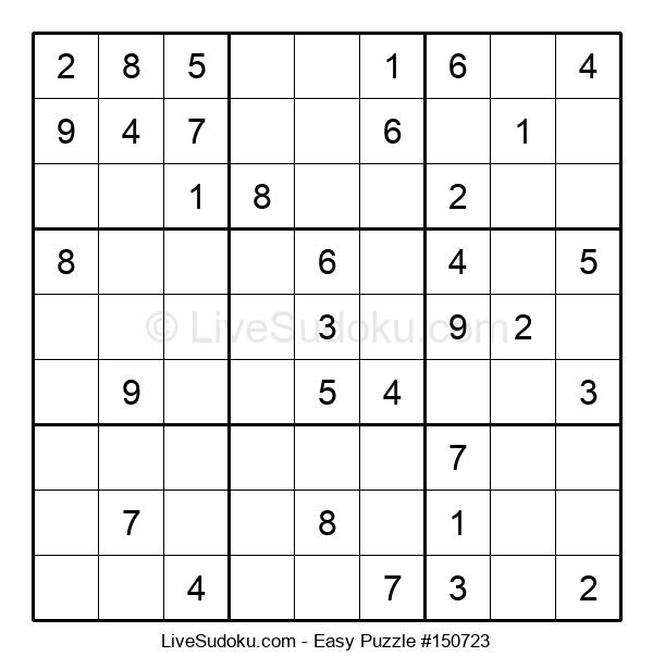 Beginners Puzzle #150723