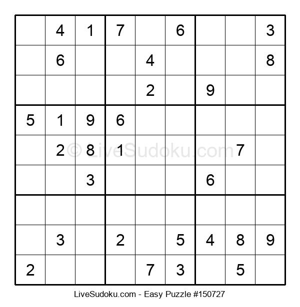Beginners Puzzle #150727