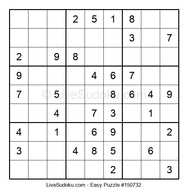 Beginners Puzzle #150732