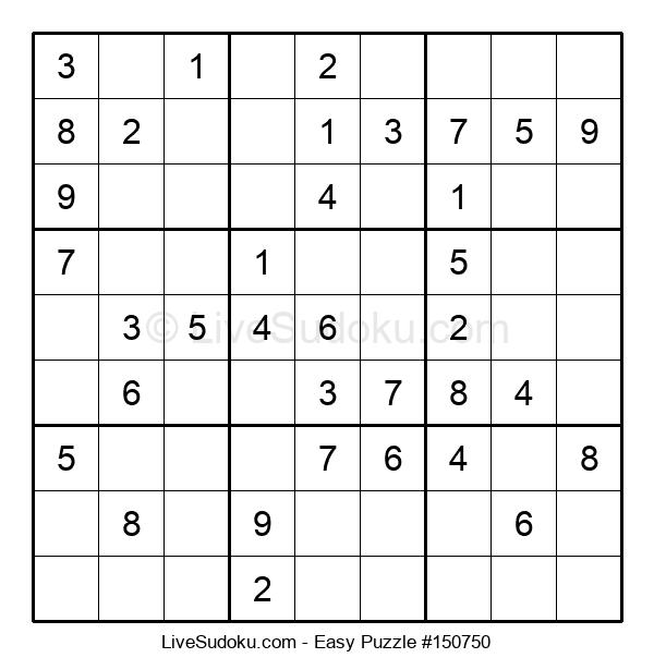 Beginners Puzzle #150750