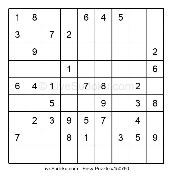 Beginners Puzzle #150760