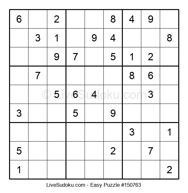 Beginners Puzzle #150763