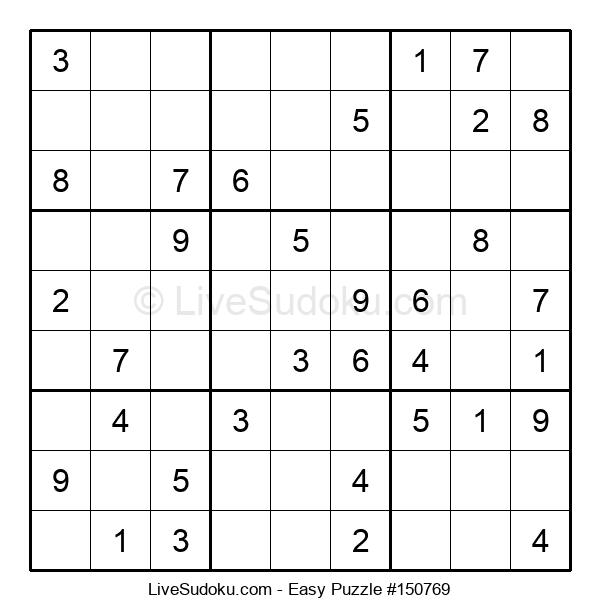 Beginners Puzzle #150769