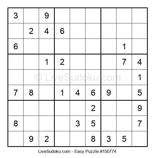 Beginners Puzzle #150774