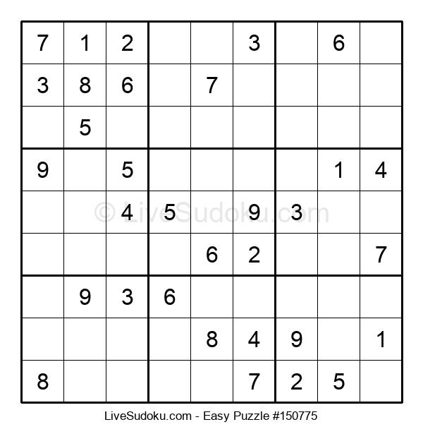 Beginners Puzzle #150775