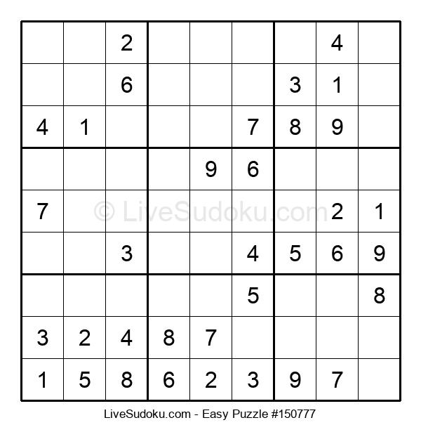 Beginners Puzzle #150777
