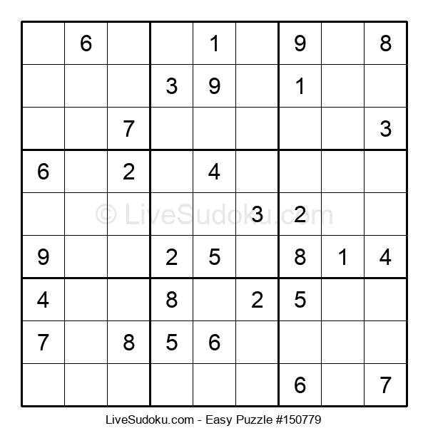 Beginners Puzzle #150779