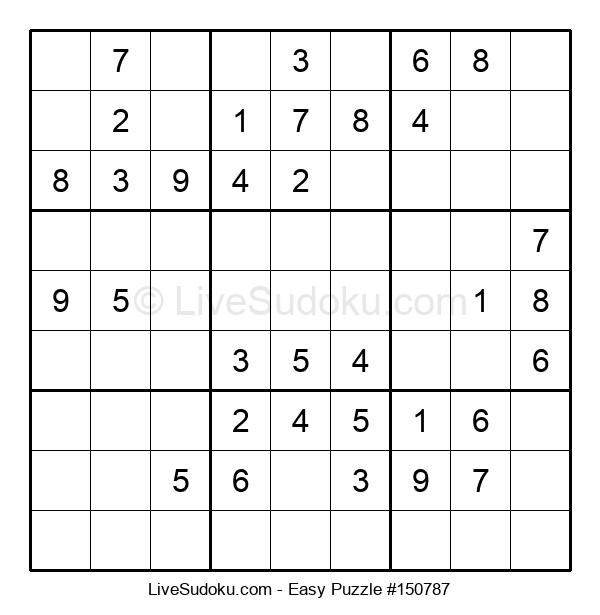 Beginners Puzzle #150787