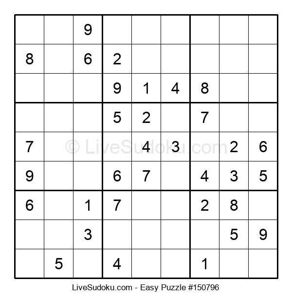 Beginners Puzzle #150796