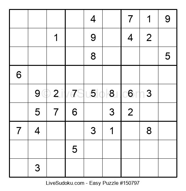 Beginners Puzzle #150797