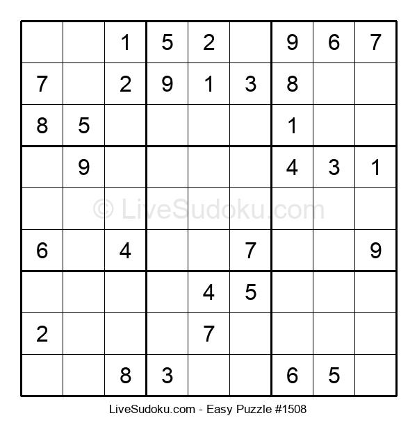 Beginners Puzzle #1508